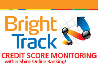 Bright Track credit score monitoring