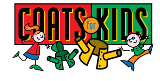 Help area kids stay warm this winter by donating to Coats for Kids
