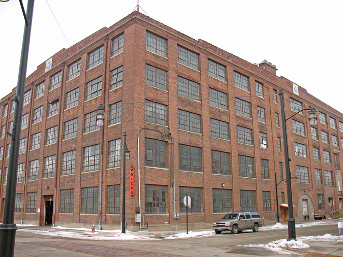 Dupaco will rehabilitate the vacant 141,271 square-foot Voices Building located in Dubuque's Historic Millwork District. In addition to a Dupaco operations center, the project will create additional office, retail, entrepreneurial, education, and entertainment space for the community.