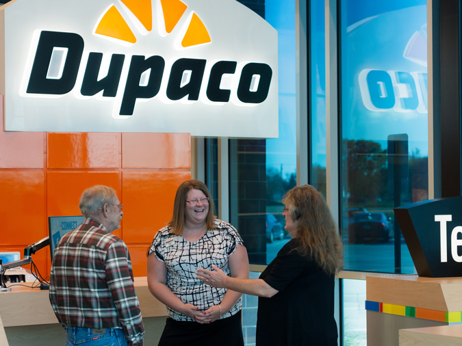 Dupaco helps free couple from mortgage nightmare