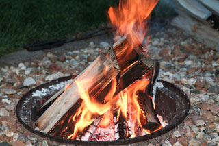 Safety is key when dealing with fire pits during the year