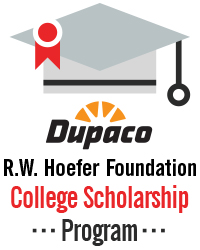 Dupaco R.W. Hoefer Foundation College Scholarship Program