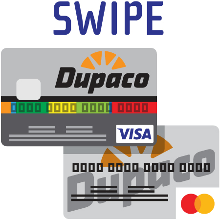 Swipe Co-opportunity