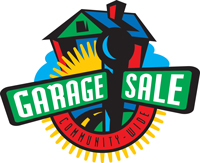 Dupaco Community-Wide Garage Sale Logo